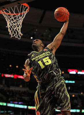 Shabazz Muhammad will be playing at UCLA next season.