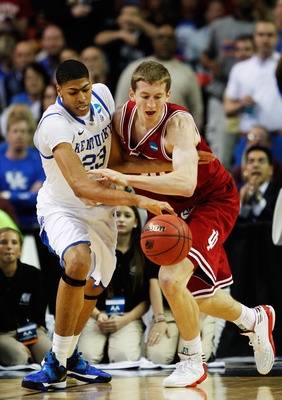 Cody Zeller chose to stay for a second year at Indiana.