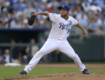KC will need to find an ace not named Bruce Chen to keep pace in the AL Central.