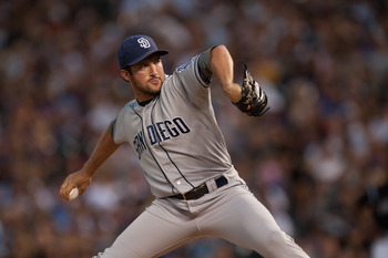 Padres closer Huston Street is on the Mets' radar.
