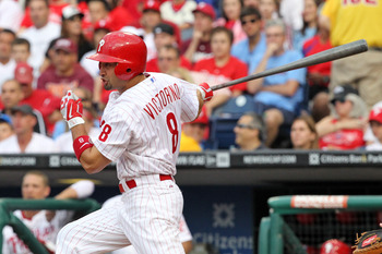 If Shane Victorino is offered up for trade, who fills his spot?