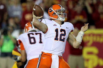 Ryan Nassib is one of the most under-rated quarterbacks in the country.