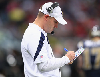 Josh McDaniels will return to St. Louis in Pats colors