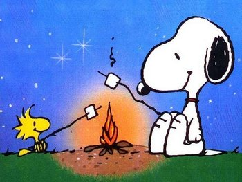 http://www.myfreewallpapers.net/cartoons/pages/snoopy-camping.shtml