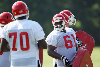 Rodney Hudson will be Chiefs' starting center in 2012