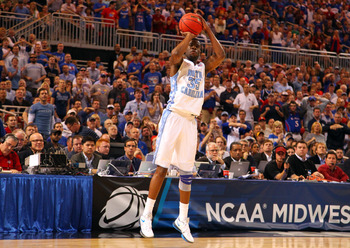 Reggie Bullock may emerge for UNC this season.