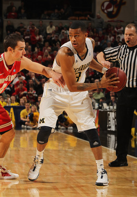 Trey Burke will look to improve on a solid freshman season.