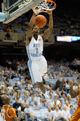 Dexter Strickland will need to lead UNC.