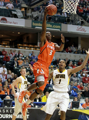 The Illini are Paul's team as a senior.