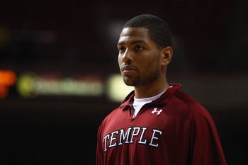 Temple's four year man could make it at the next level.