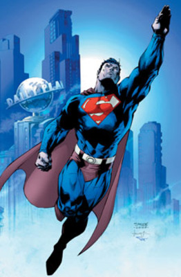 Superman (photo courtesy of dccomics.com)