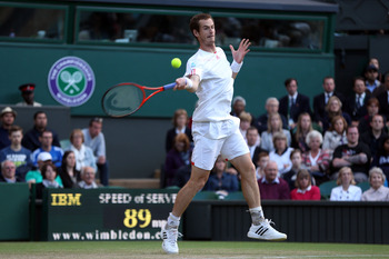 Will 2013 be Murray's time to win Wimbledon?