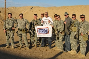 Photo via the USO