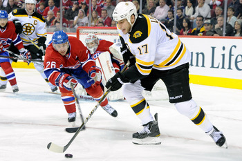 Winning in Montreal is always significant for the Bruins.