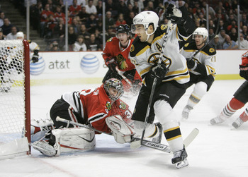 An Original 6 matchup between the Bruins and Blackhawks is worth getting excited about.