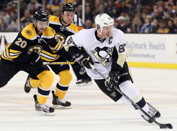 Sidney Crosby and the Penguins represent a major test for any team with Stanley Cup aspirations.