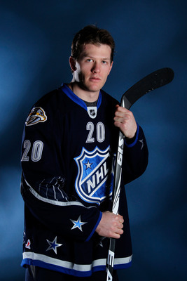 All-Star Ryan Suter had a great year in 2012, which resulted in a great deal with the Minnesota Wild.