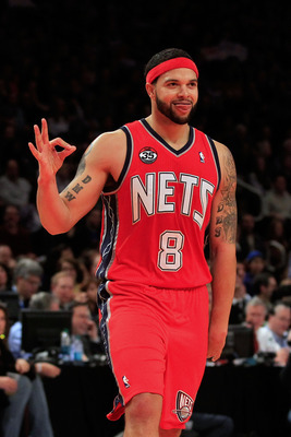"A return to the Nets, this time playing in Brooklyn would be ""ok"" with Deron Williams."