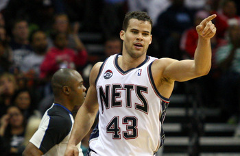 After an impressive 2011-2012 season, Kris Humphries' career is pointed in the right direction.