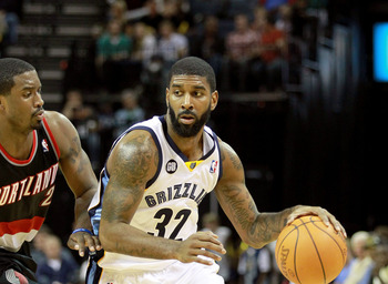 O.J. Mayo will try to start a new chapter in his NBA career, on a new team next season.