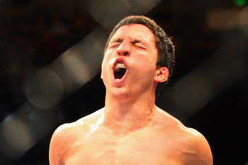 Joseph Benavidez, one of two claimants to the flyweight throne.