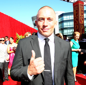Georges St.Pierre gives these fights a thumbs up.
