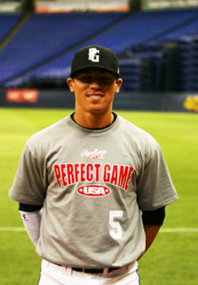 Tony Wolters (Photo Credit: Perfect Game USA)