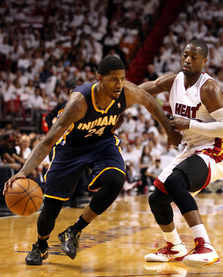 "Will 2013 be the year Paul George makes ""the leap?"""