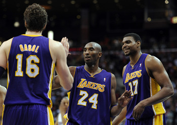 Will the Lakers' trio remain intact? If so, will they pull off the unthinkable?
