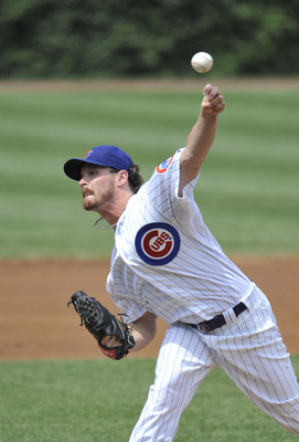 Travis Wood could become the Cubs' left-handed ace.