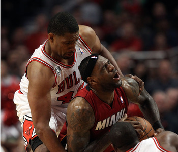 Kurt Thomas was the bully that the Bulls needed to compete last season.