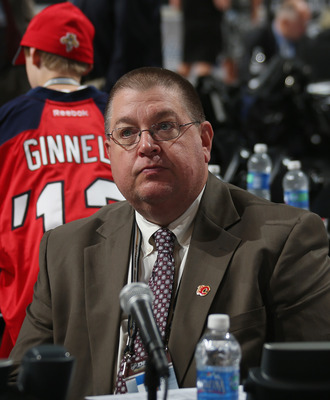 Jay Feaster and the Calgary Flames have struggled in the draft.