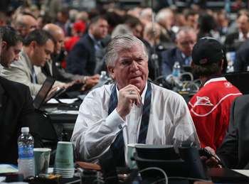 Brian Burke is trying to turn around Toronto's unimpressive draft record.
