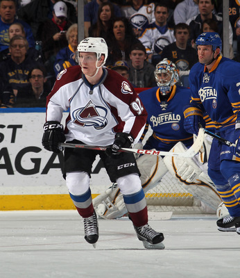 The choice of Gabriel Landeskog gave the Avs some much-needed speed in their lineup.