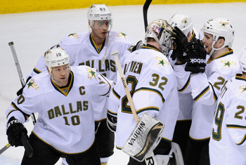 The Stars have not been a postseason factor in recent seasons.