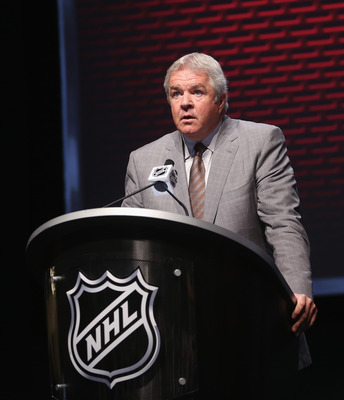 Dale Tallon was a solid drafter for the Blackhawks and plans to do the same with the Panthers.