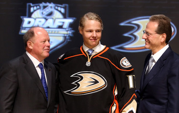 The Ducks have added some prominent players through the draft.