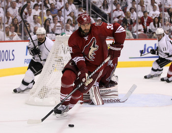 The Coyotes enjoyed playoff success for the first time in their history in 2012.