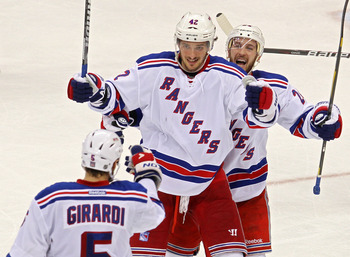 The Rangers have combined free agency and the draft to become successful.