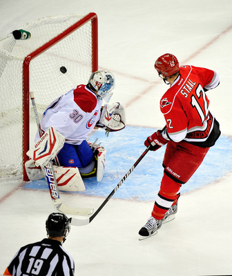 Eric Staal remains the Hurricanes' top draft pick of the last 10 years.
