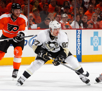 Sidney Crosby will try to reclaim the unofficial title of being the NHL's top player in 2012-13.