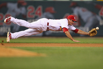 A healthy David Freese has been the second-best 3B in the NL.
