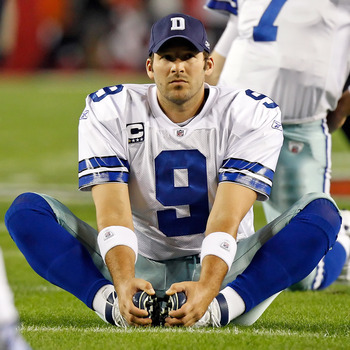 Can Romo stay healthy for a full 16 games plus the playoffs?