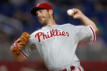 Cliff Lee has allowed 20 total runs in his past four starts.