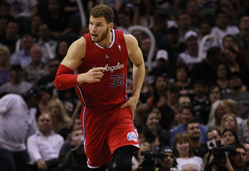 Clippers Star Blake Griffin