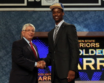 Warriors' First Round Draft Pick Harrison Barnes