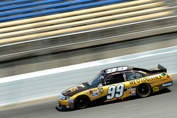 All three Roush-Fenway cars underperformed at Kentucky, including Carl Edwards
