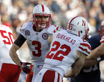 The tandem of Martinez and Burkhead will provide UCLA with a big challenge