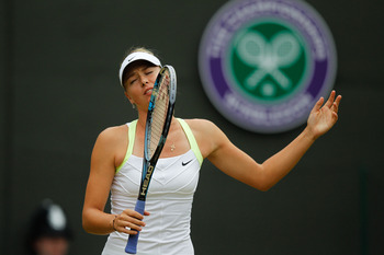 Have we seen the best from Sharapova?
