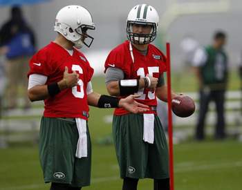 Will Tim Tebow make Mark Sanchez a better quarterback?